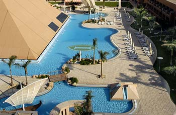 The luxurious intercontinental cairo citystars is situated adjacent to cairo 39 s largest retail for Stars swimming pool tacloban city