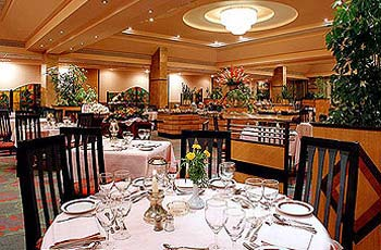 The victorian style old winter palace hotel was built in 1886 it is located - Restaurant la coorniche ...